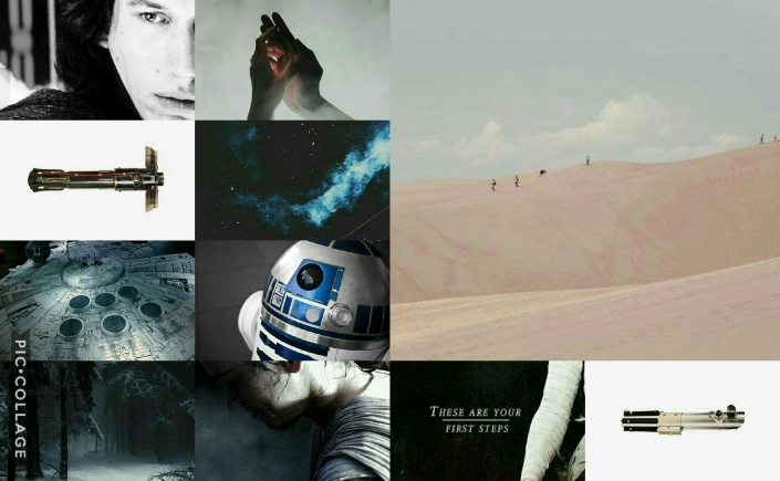 FanFic Star Wars] Force : These are your first steps [Ben